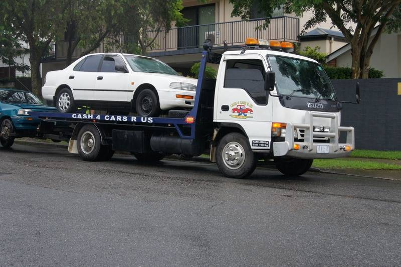 Toyota Camry Removal