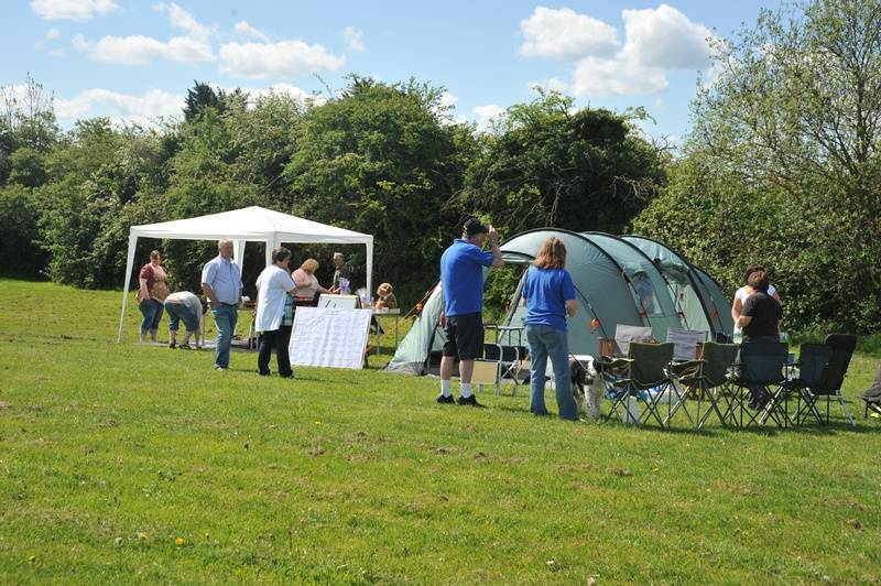 Show Secretary's Tent