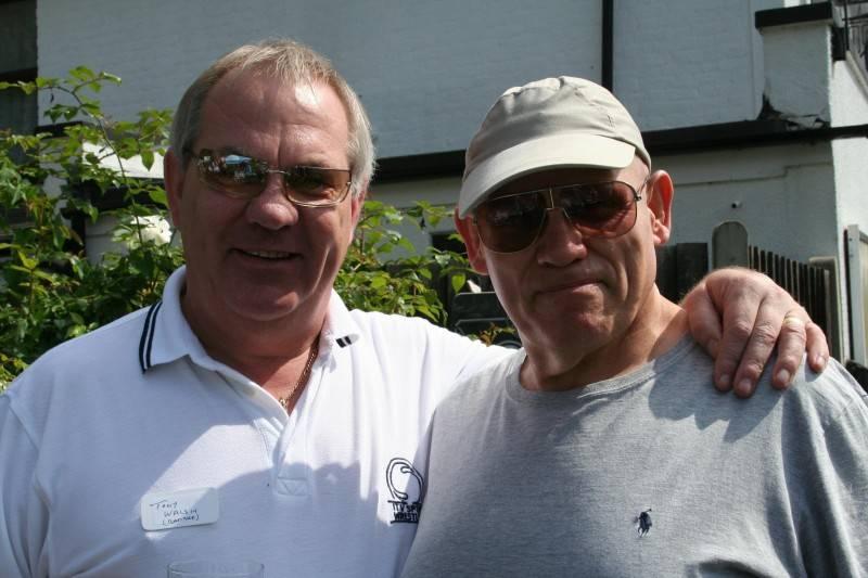 Tony 'Banger' Walsh, 'Buly Boy' Ian Muir