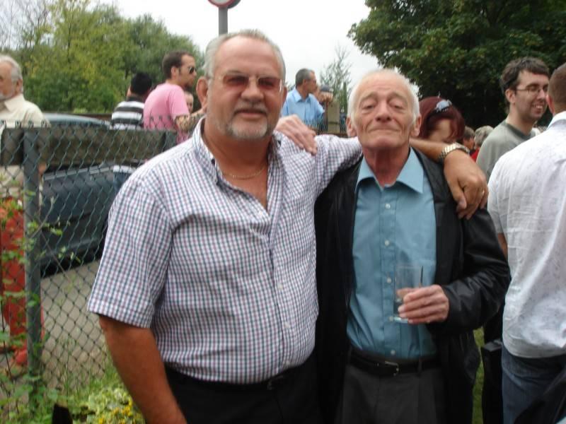 Tony Bates, Dave Phillips