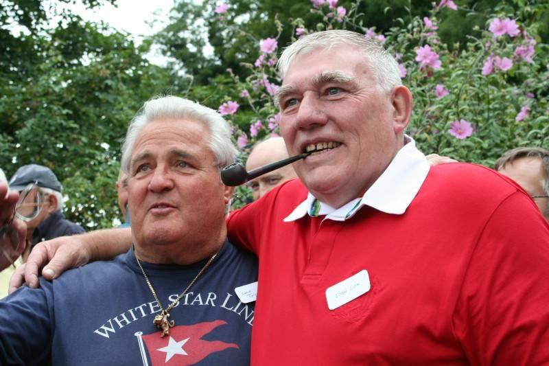 Colin Joynson, John Cox