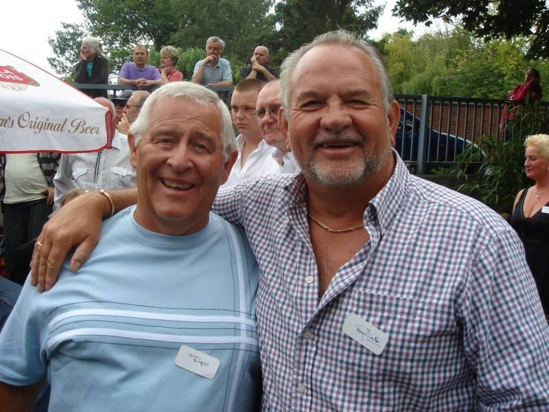 Gerry Diprose, Tony Bates