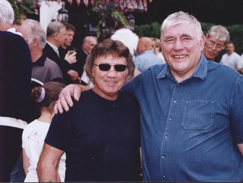 Brian Maxine,John Cox