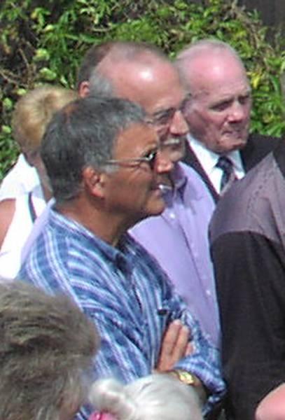 Alan Sargeant,Bob Kirkwood,Stefan Milla