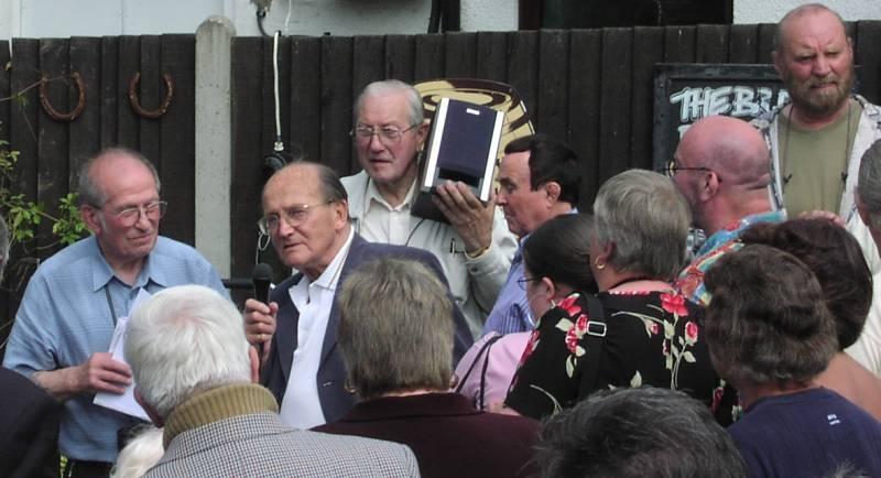 Vic Coleman, Pat Roach,Peter Baines,Joe D'Orazio Mick McManus