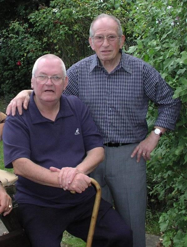 Paul LIncoln and Joe D;Orazio