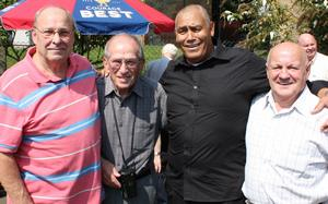 Harry Kendall, Joe D'Orazio, Johnny Kincaid, Tony Scarlo