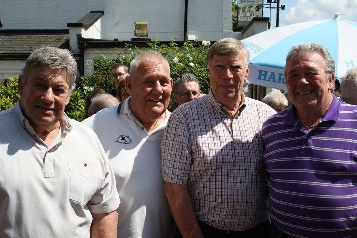 Wayne Bridges,Rik Sands,John Kowalski, Roy St Clair