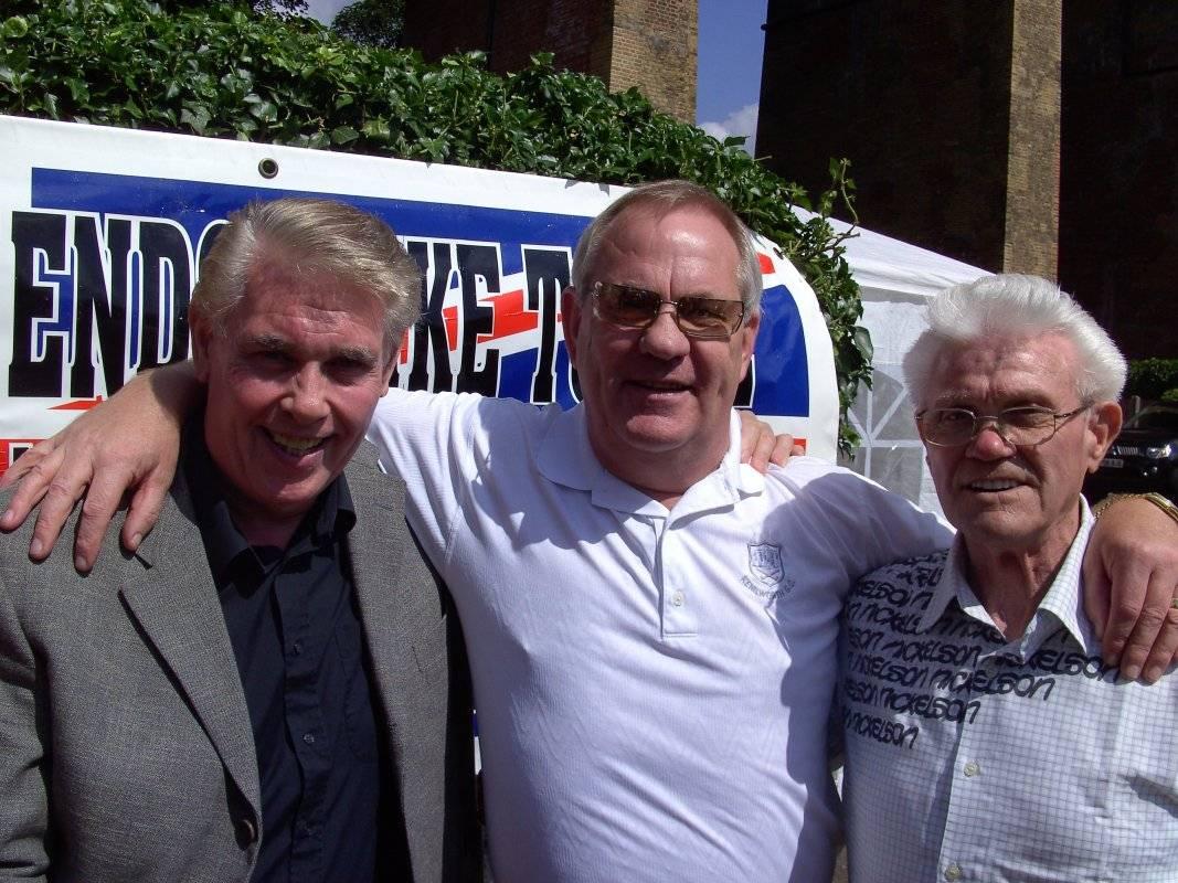 lloyd Ryan, Banger Walsh and Bobby Stafford