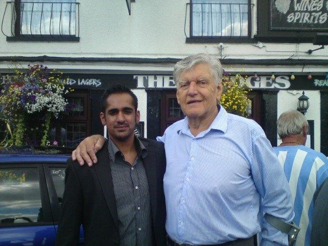 Sanjay Bagga, Dave Prowse MBE