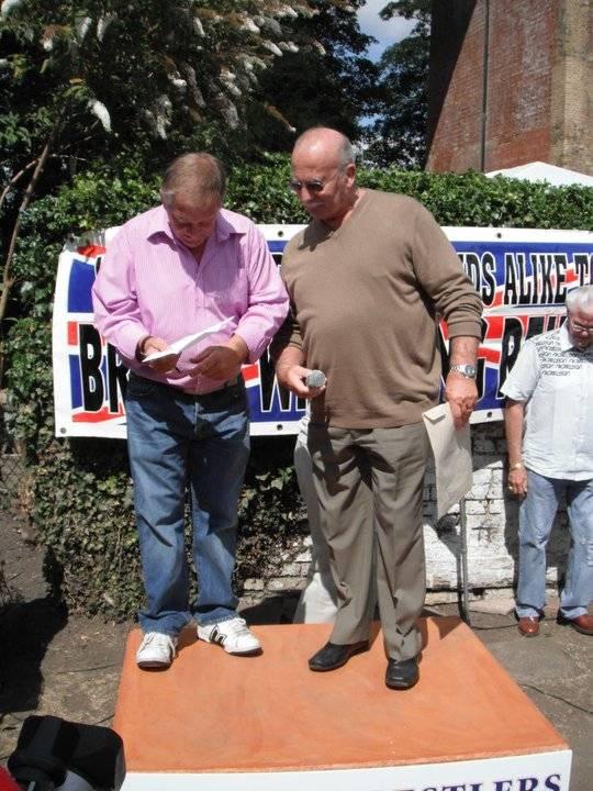 Bob Kirkwood and Frank Rimer