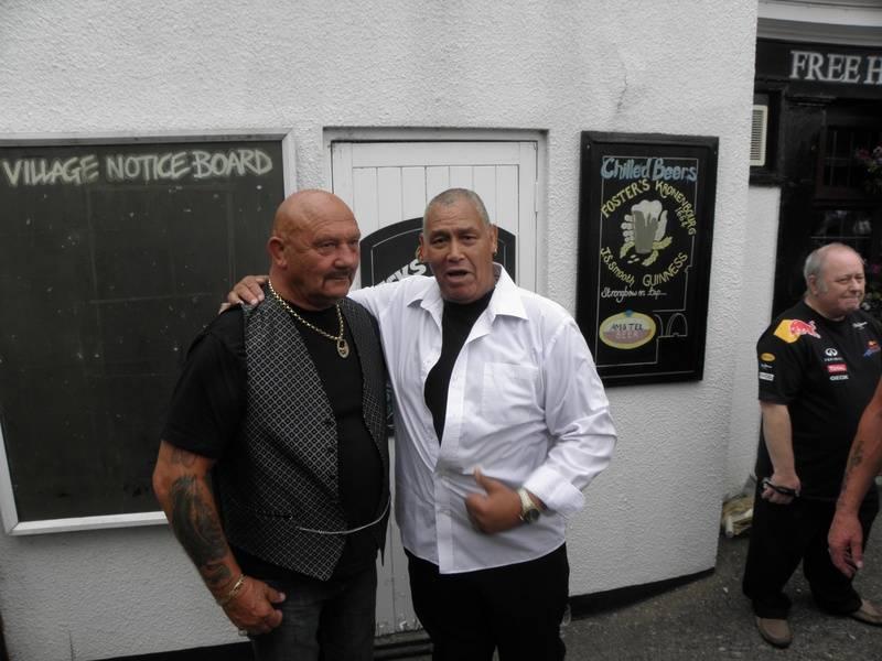 Karl Heinz and Johnny Kincaid