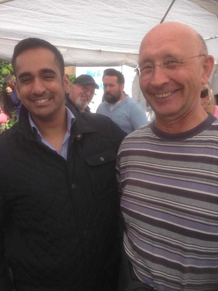 Sanjay Bagga and David Franklin