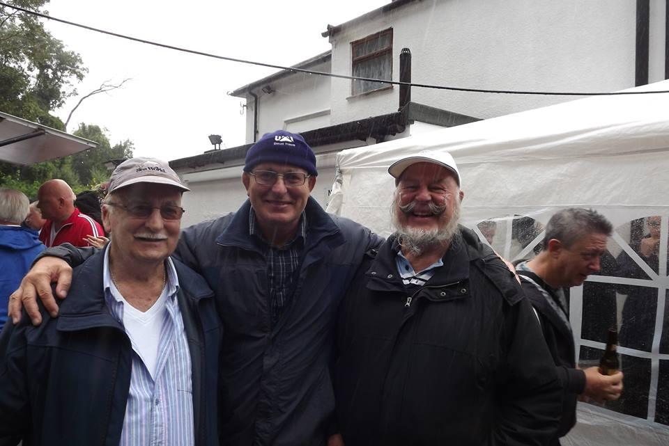Bob Kirkwood, Lee Bronson , Lex Luger