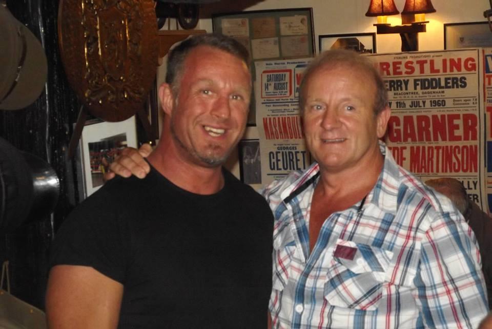 Doug Williams and Mal Sanders
