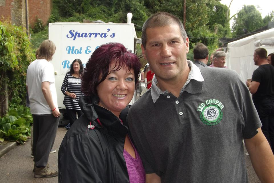 Jane Wade ( Big Daddy's Daughter with Johnny Kidd