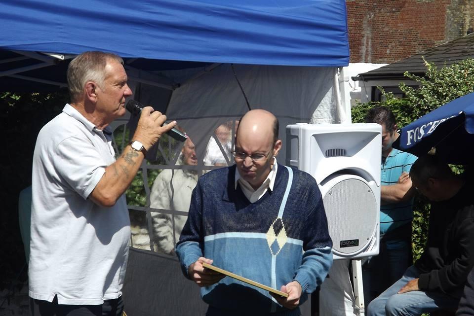 Frank Rimer and Ken Sowden