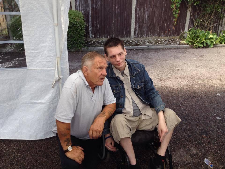 Frank Rimer and Karl Trotter