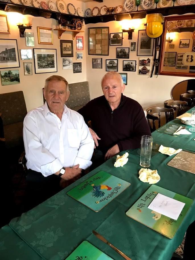 Frank Rimer & Keith Haward