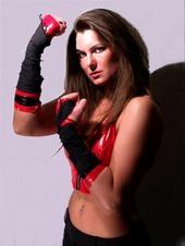 Nikita a.k.a. known as Katie Lea