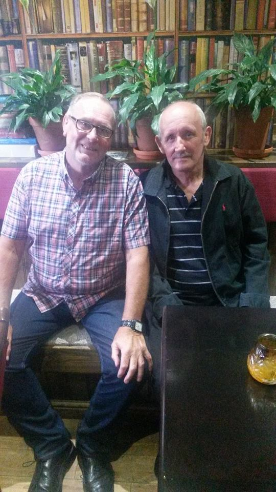 Marty Jones, Tommy Stewart(Nigel Hanmore)
