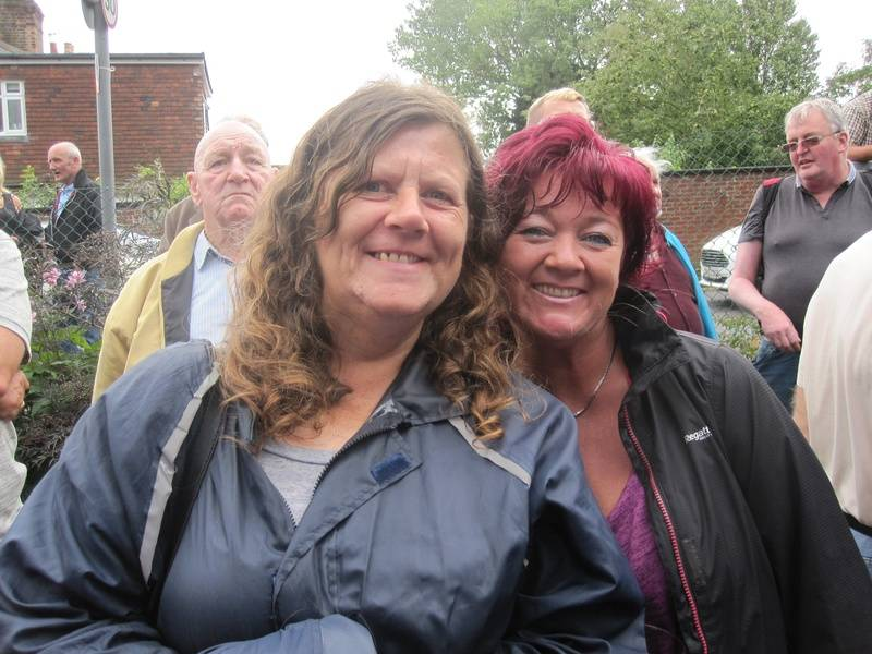 Belinda Sowden & Jane Wade