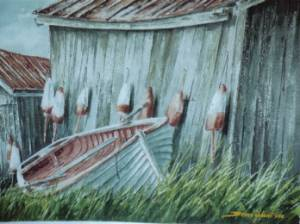 Shed&boat