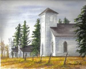 Church in Minudi