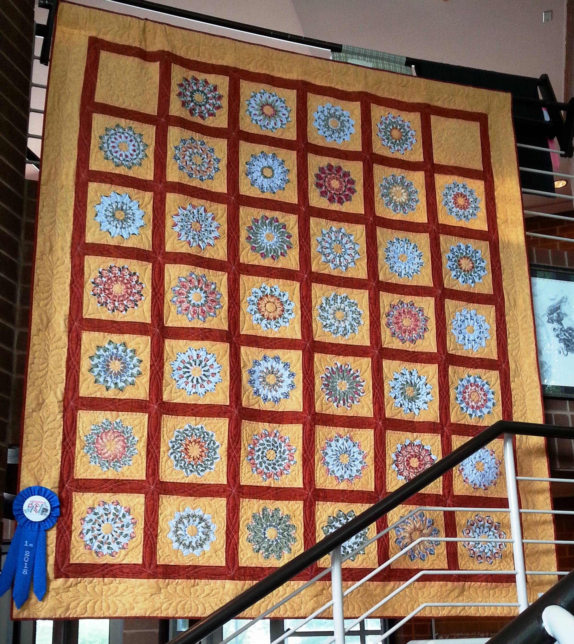 1st Place - Large Pieced