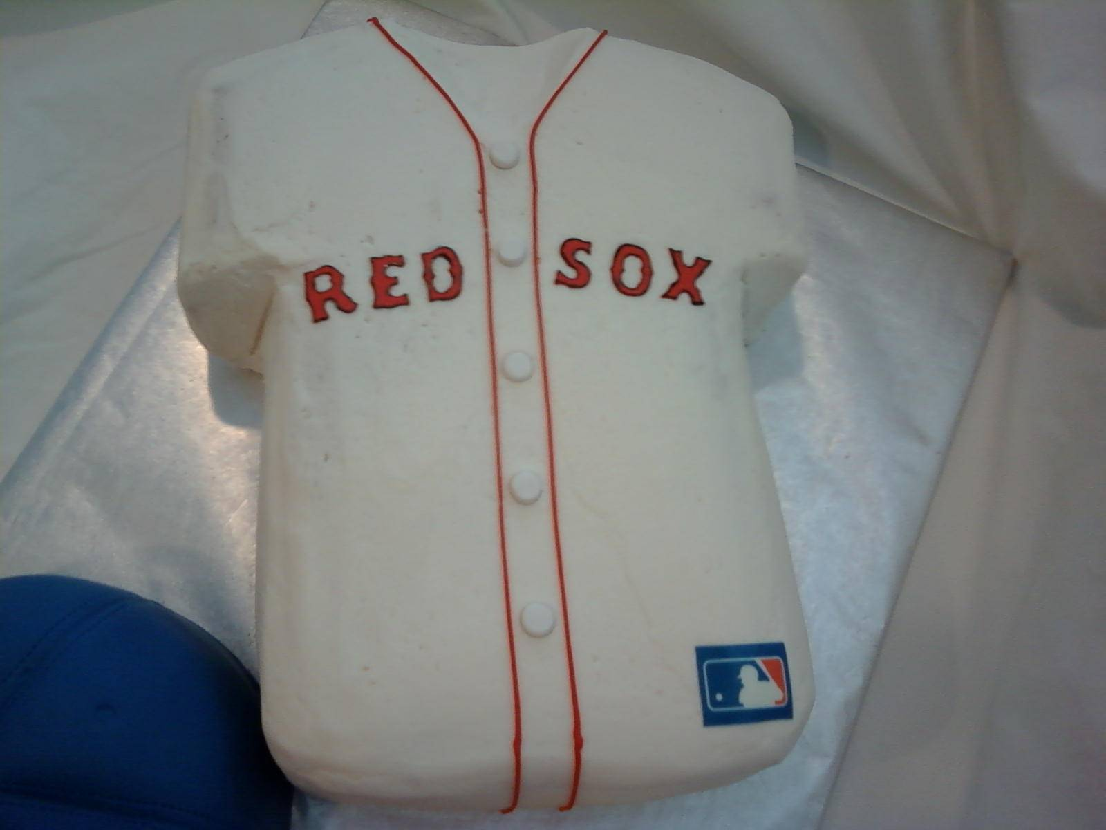 Red Sox jersey