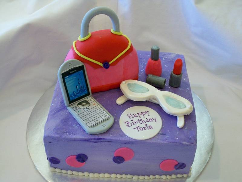 Girly Girl cake