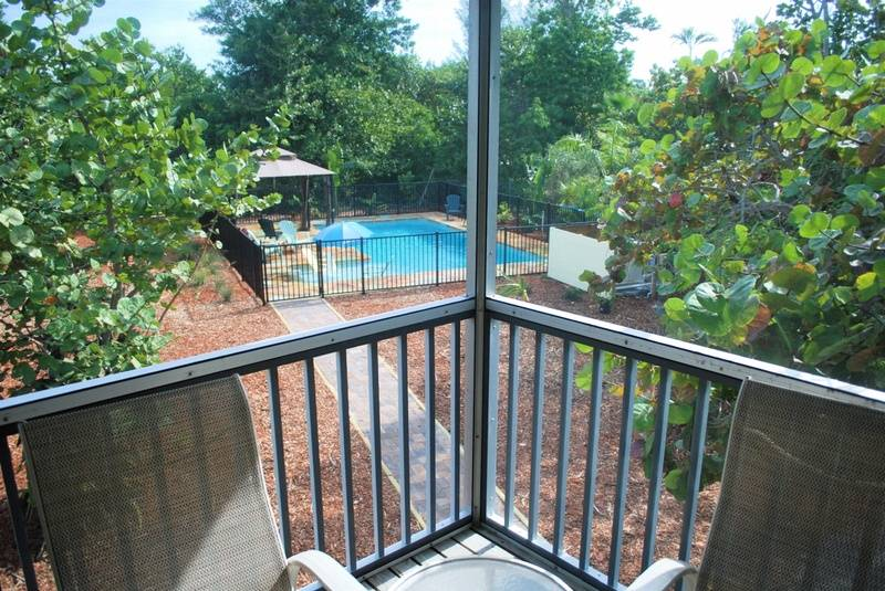 Gardenview with pool.