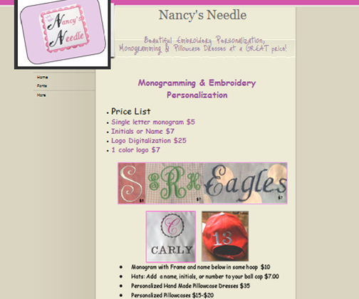 Nancy's Needle