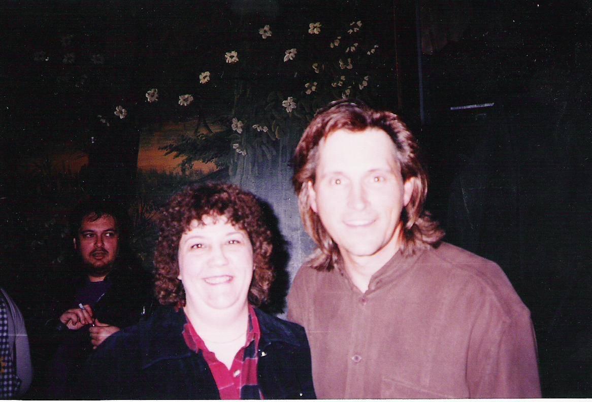 Marty Roe of Diamond Rio, 1997