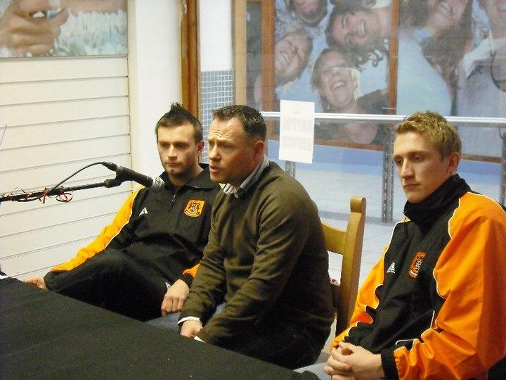 Stevie talks up his sides promotion chances