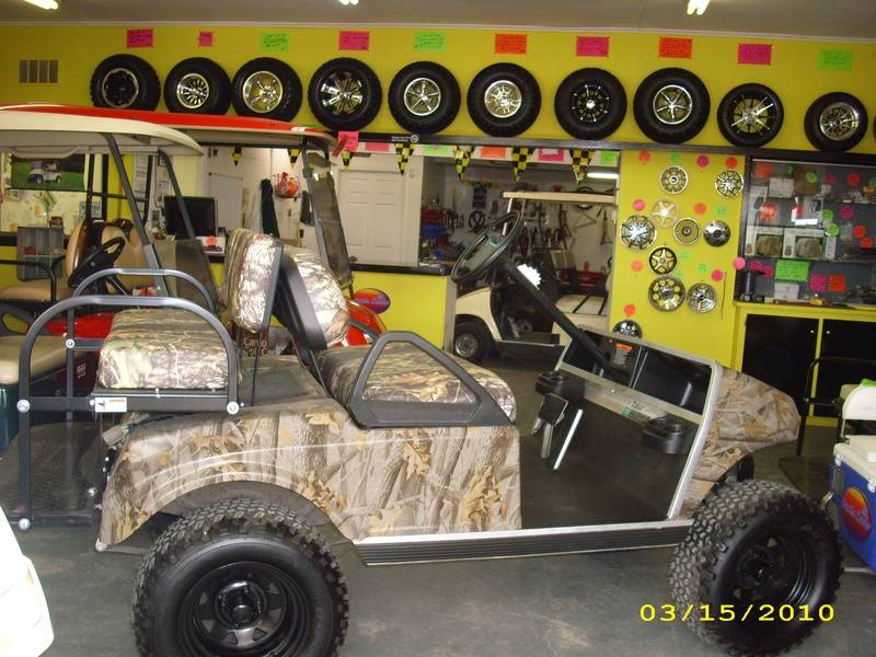 2003 Club Car-Electric_SOLD