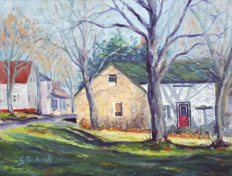 Historic Stone - Douglastown - SOLD