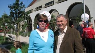 Cathy and Representative Dana Rohrbacker