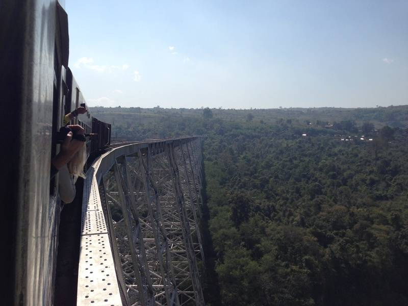 The Goktiek Viaduct