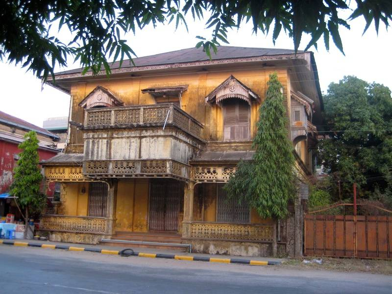 Mawlameine - a taste of the past!