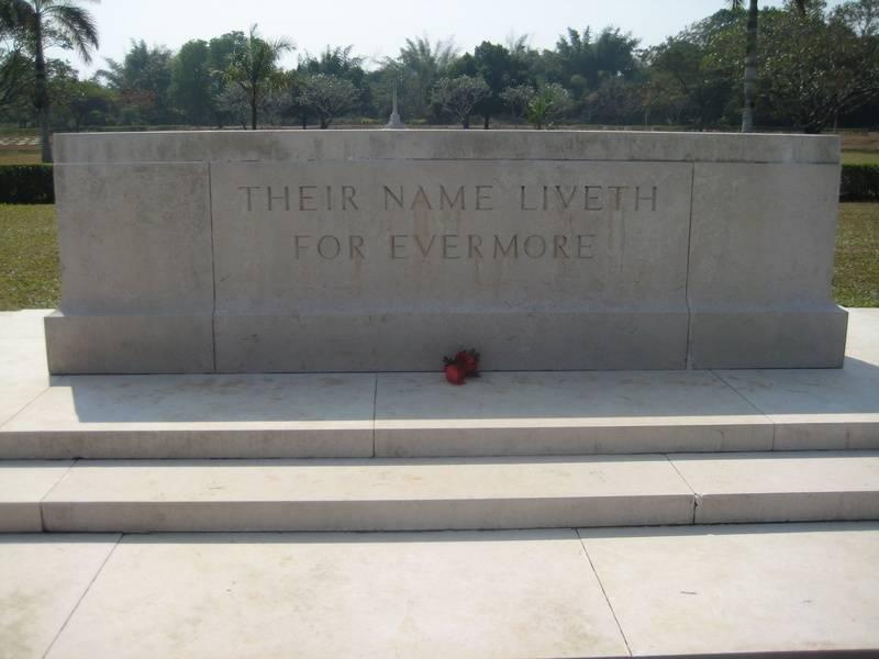 Thanbyuzayat Allied War Cemetery