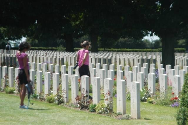British Cemetery Hermanville