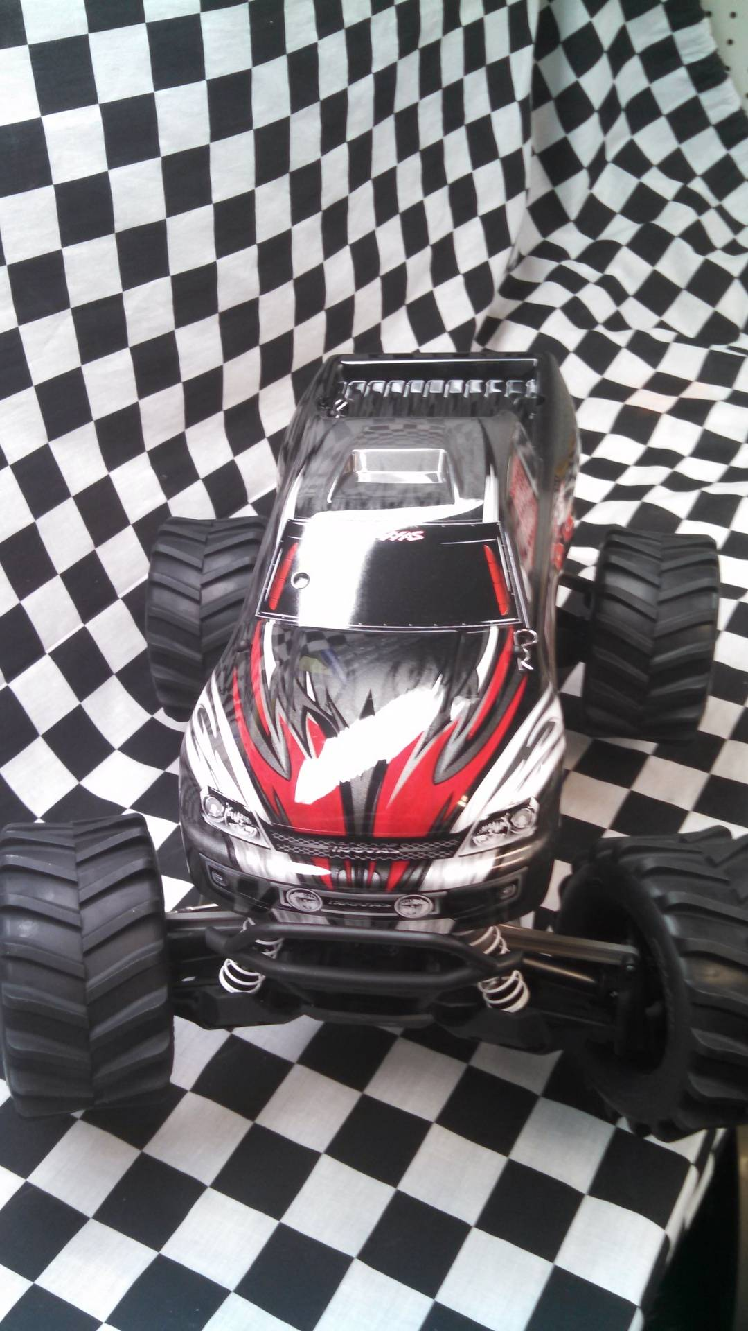 Traxxas 4WD Brushed Stampede