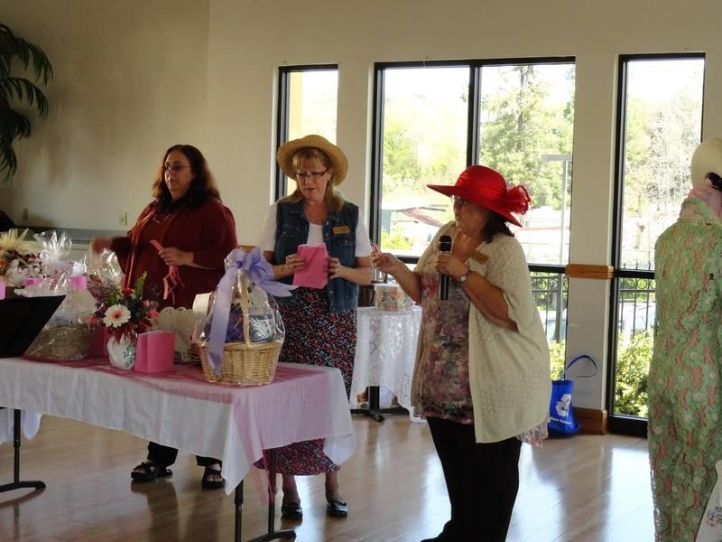 East County Junior Woman's Club Tea