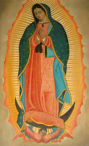 Our Lady of Guadalupe - Feast Day of December 12th