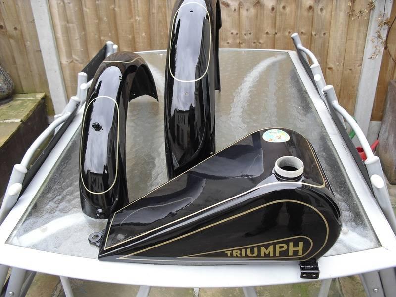 triumph model x 1930