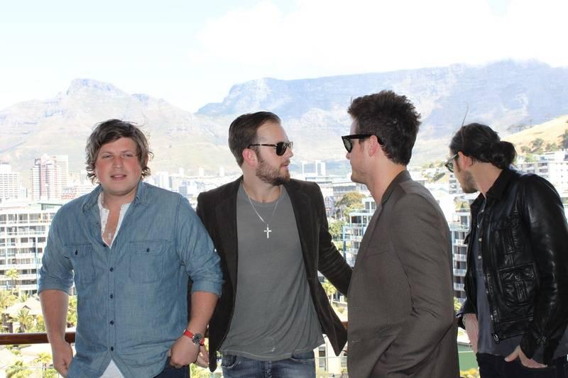 Cape Town, SA (25 Oct 11)