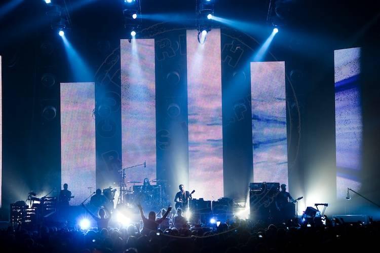 Rod Laver Arena, Melbourne (Nov 11)