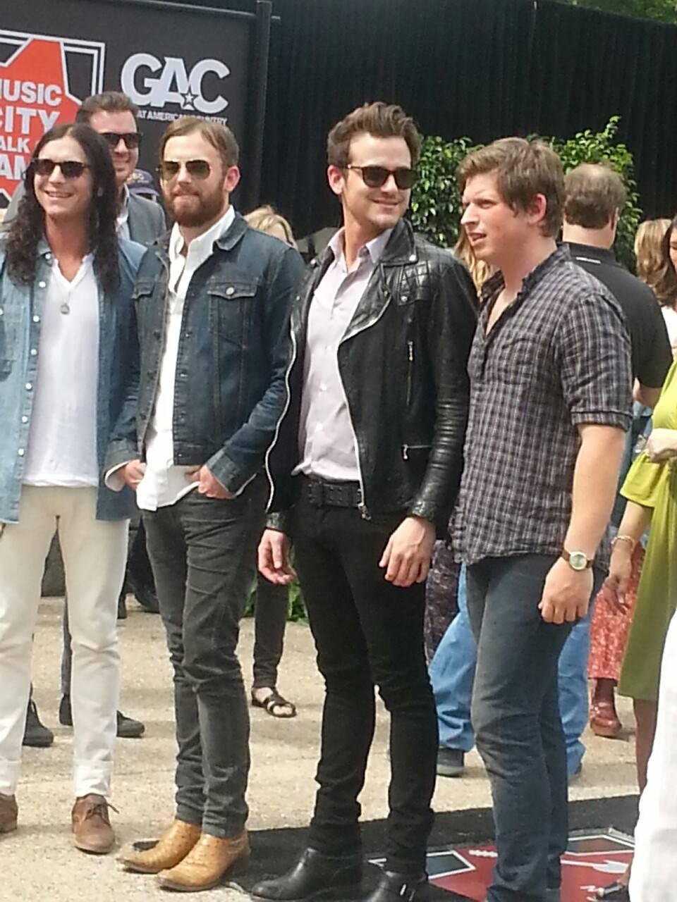 Walk of Fame Ceremony   Nashville (21 Sep 12)