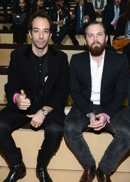 Caleb & Albert Hammond Jr  | Victorias Secret Show | NYC (07 Nov 12)